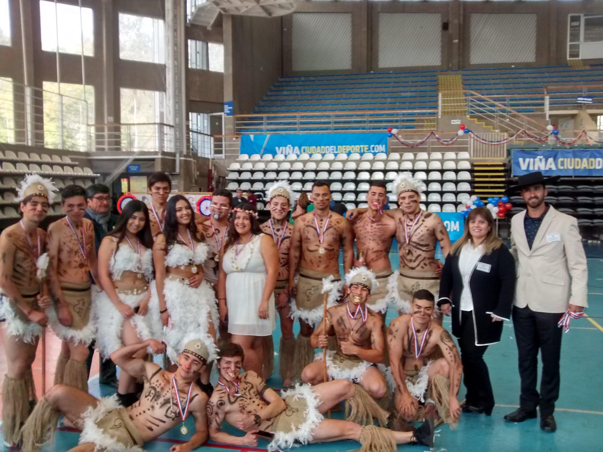 Gala Folclórica